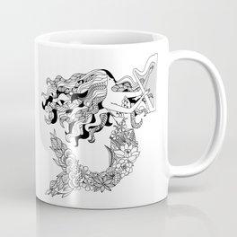 Humanimals: mermaid Coffee Mug