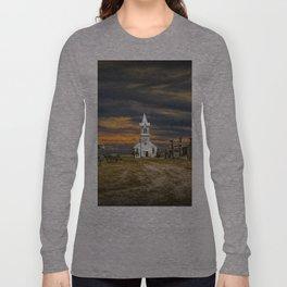 Western 1880 Town Long Sleeve T-shirt