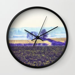 Forever Changing Wall Clock