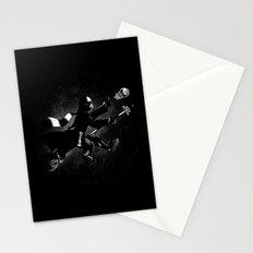 Star Quidditch Stationery Cards