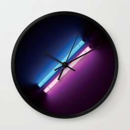 The Architecture of Light Wall Clock
