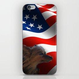 Choco America iPhone Skin