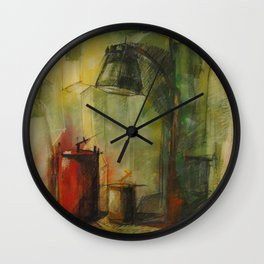 ded nature Wall Clock