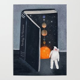 astrology for astronauts Poster