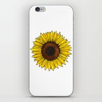friday iPhone & iPod Skins featuring Friday by SkinnyGinny