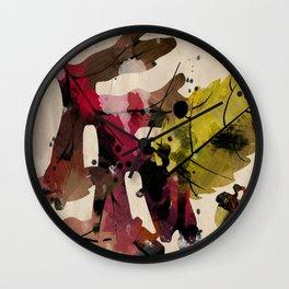 Herr, es ist Zeit II Wall Clock