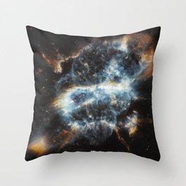 Planetary nebula NGC 5189 Throw Pillow