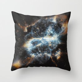 Planetary nebula NGC 5189 Throw Pillow