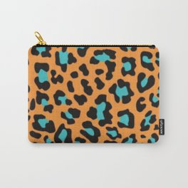 cheetah pattern Carry-All Pouch