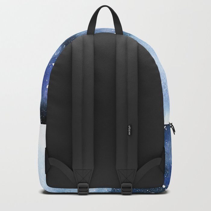 Oceanic Bloom Backpack
