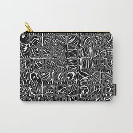 Abstract MAGA Typography Carry-All Pouch