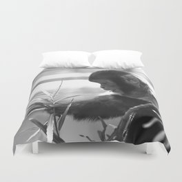 Wildlife Collection: Capuchin Monkey Duvet Cover