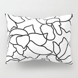Isla #illustration #drawing Pillow Sham