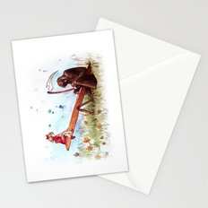 death's playground Stationery Cards
