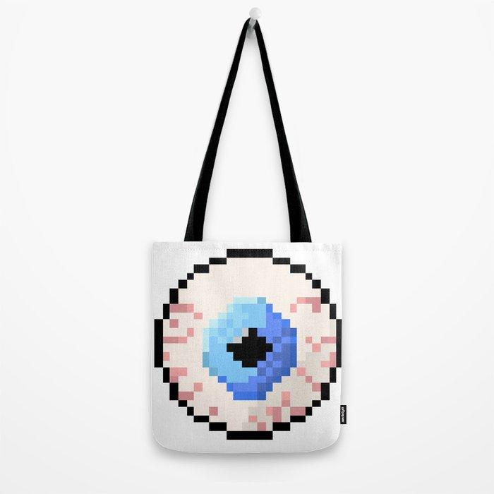 Eyeball Tote Bag