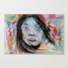 Deep Soul 4 Canvas Print