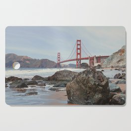 Golden Gate Bridge Cutting Board