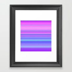 Soft Unicorn Framed Art Print