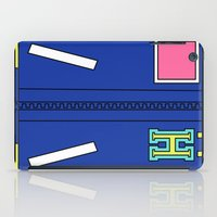 iwatobi iPad Cases featuring Haru Jacket  by Bunny Frost