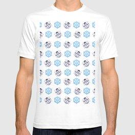 C1.3D Snowmoji T-shirt