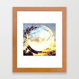 Realm 9 Framed Art Print