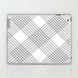 Crossing lines Laptop & iPad Skin