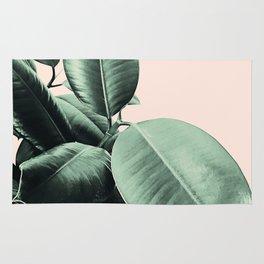 Ficus Elastica #24 #SummerVibes #foliage #decor #art #society6 Rug