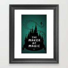 Disney Framed Art Print