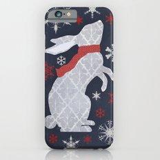 Winter Rabbit iPhone 6s Slim Case