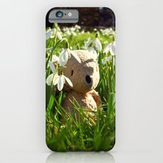 Amongst the Snowdrops Slim Case iPhone 6s