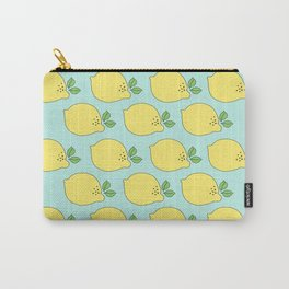 Time to Make the Lemonade Carry-All Pouch
