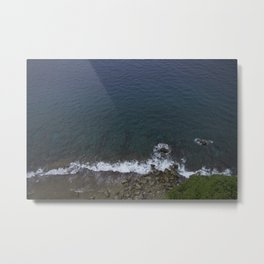 Two Lovers Point Metal Print