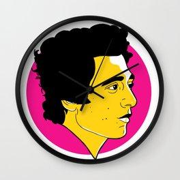 Lip Gallagher Wall Clock