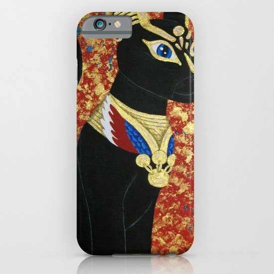 Egyptian Cat iPhone & iPod Case