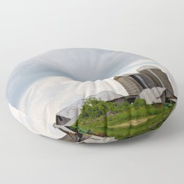 Country Life Simple Life Floor Pillow