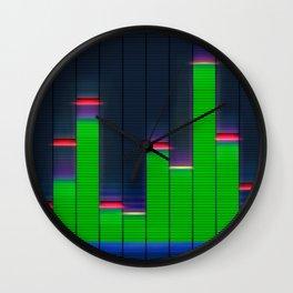 Dat Beat Wall Clock