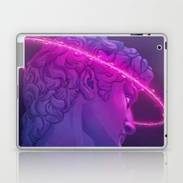 Vaporwave Aesthetics Laptop & iPad Skin