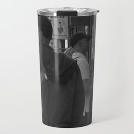 Reflections in Color: New York City Travel Mug