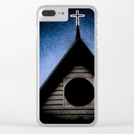 Overlooking Ventura Clear iPhone Case