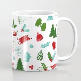 Winter Wonderland - Blue Coffee Mug
