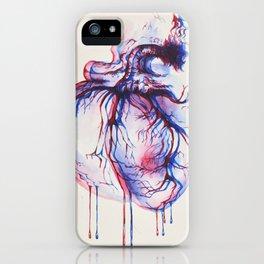 3D Heart iPhone Case
