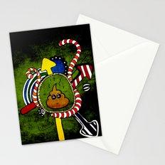 Ssh! Stationery Cards
