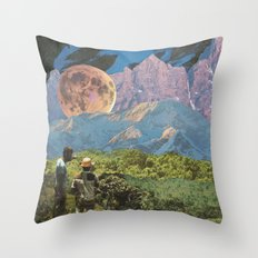 Vantage Throw Pillow
