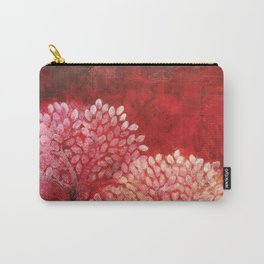 Secret life of (Red) Trees Carry-All Pouch