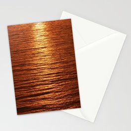 copper sea Stationery Cards
