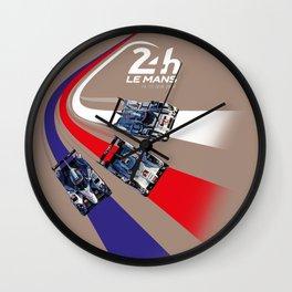 LM24 2014 ALT1 Wall Clock