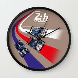 LM24 2014 ALT1 Wall Clock