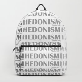 Hedonism in Britannic Bold Backpack
