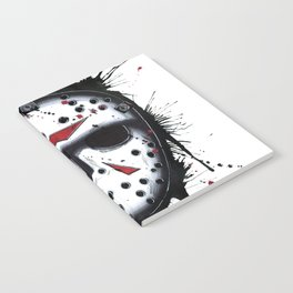 The Horror of Jason Notebook
