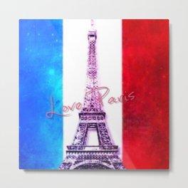 Eiffel Tower-6 Metal Print